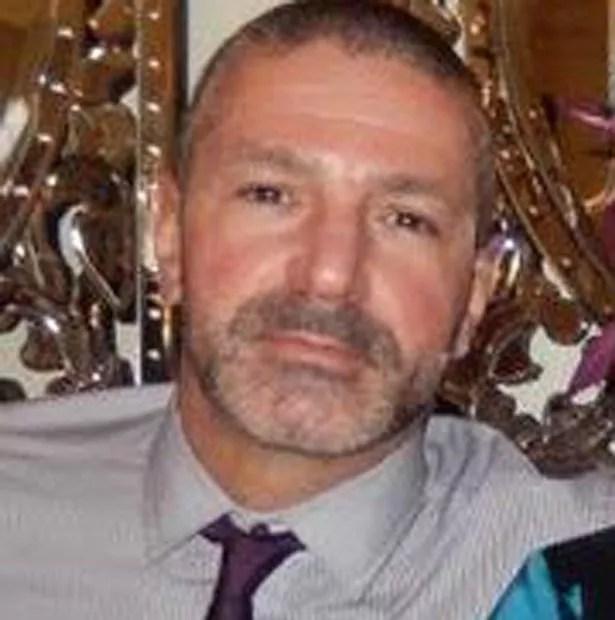 Michael Bennett, 47, from Bamford, Rochdale