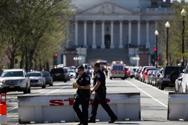 US Capitol Visitors Centre shooting
