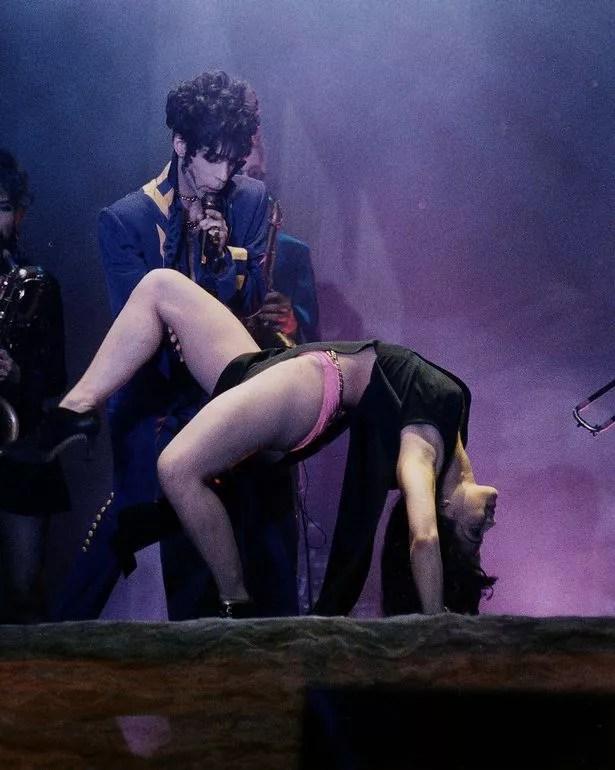 Did Prince have a kinky dungeon?