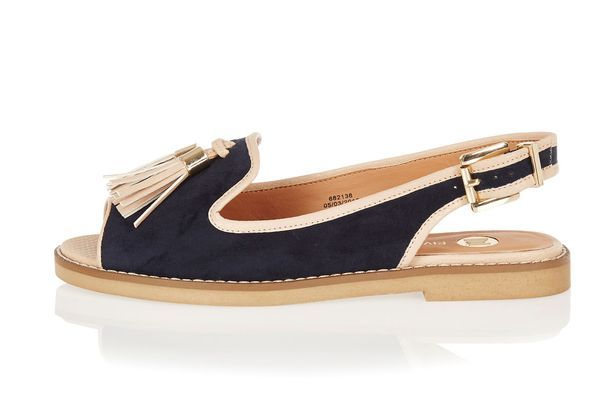 River Island Slingbacks