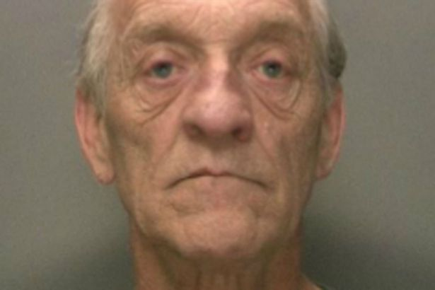 Alan Priest, 63 of Haywood Bridge, Halesowen, was locked up for life today