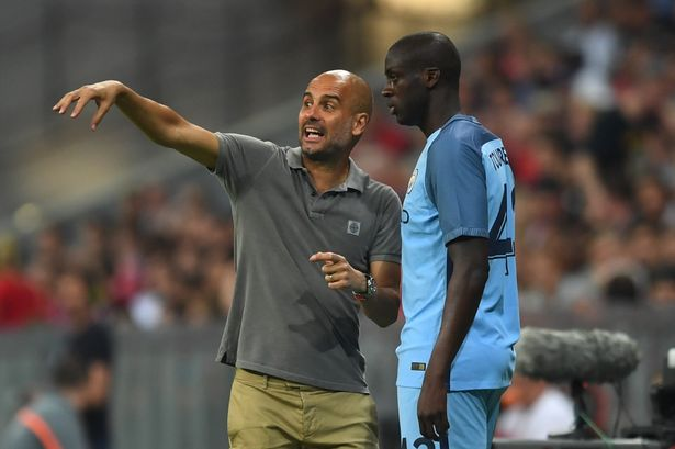 Image result for yaya toure bench