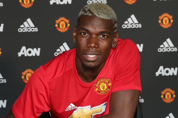 Image result for paul pogba man utd