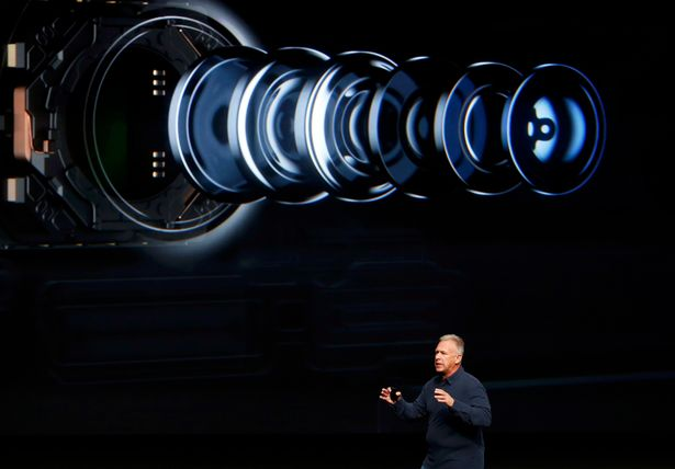 Phil Schiller, Senior Vice President of Worldwide Marketing at Apple Inc