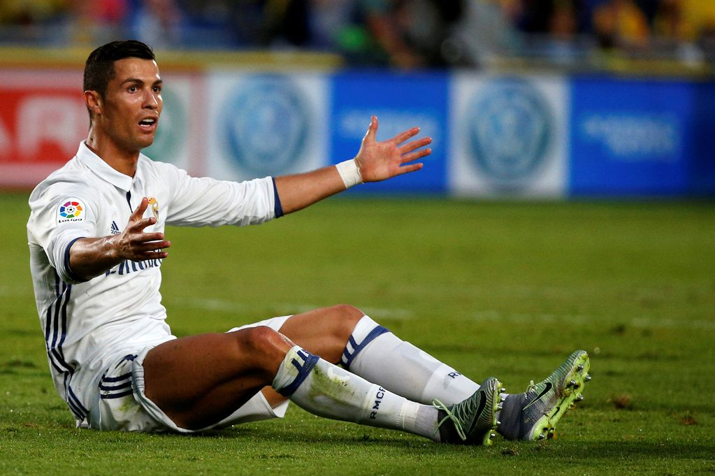 Image result for Ronaldo is upset at Real Madrid – Zidane