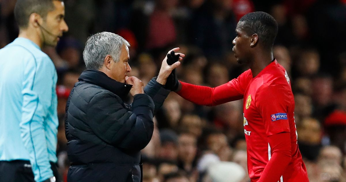 Image result for Pogba proved 'Einstein' wrong with Europa brace – Mourinho