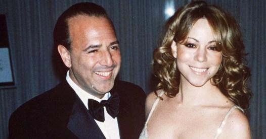 Tommy Mottolla Mariah Carey