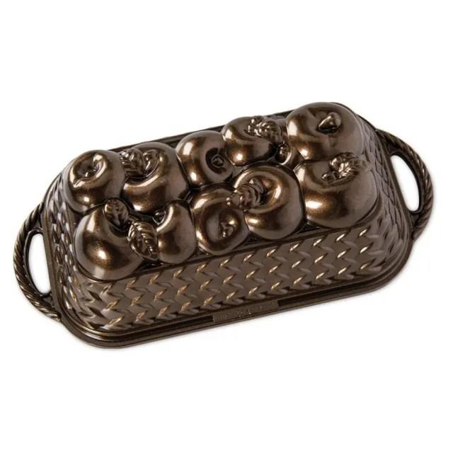 【Nordicware】蘋果籃烤模(92548/蛋糕模/麵包模)