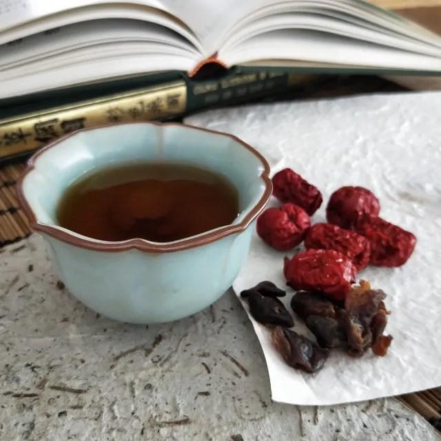 【春日小舖】桂圓紅棗茶25g(10入)