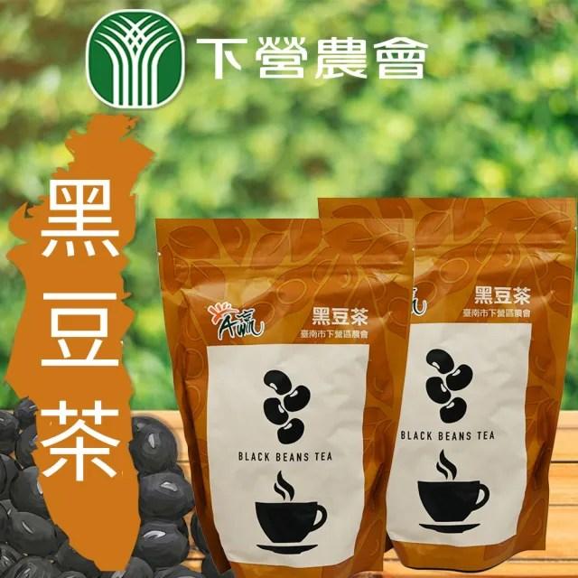 【農會農會】A贏黑豆茶-1包組(600g-包)