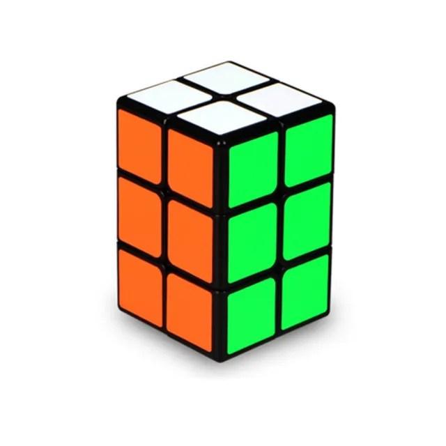【888ezgo】魔方格2x2x3階6面長方形魔術方塊(6色)(授權)