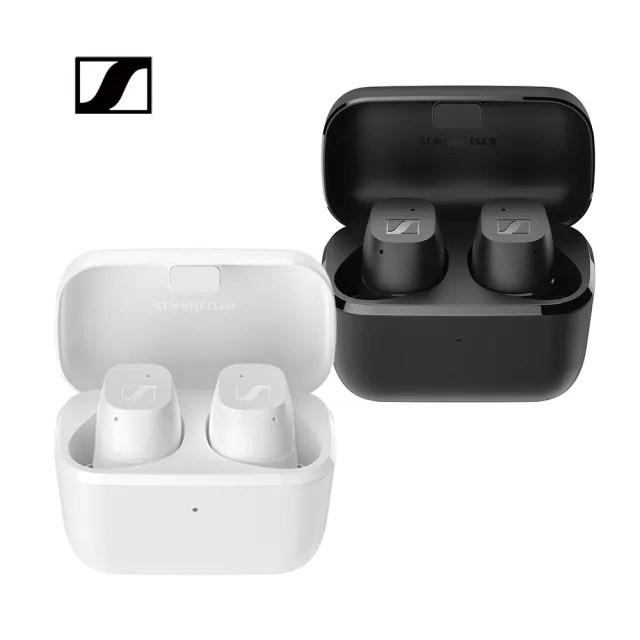 【SENNHEISER 森海塞爾】CX True Wireless 真無線耳機(左右單耳可單獨使用)
