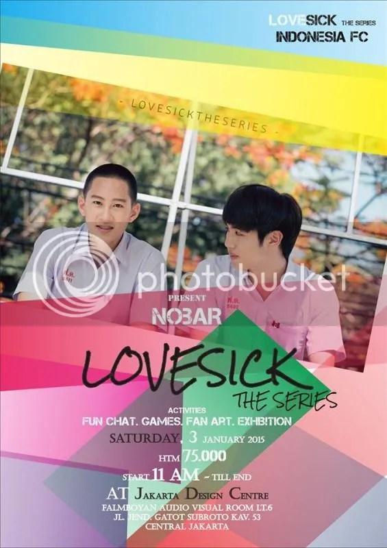 LoveSick Indonesia FC Gathering