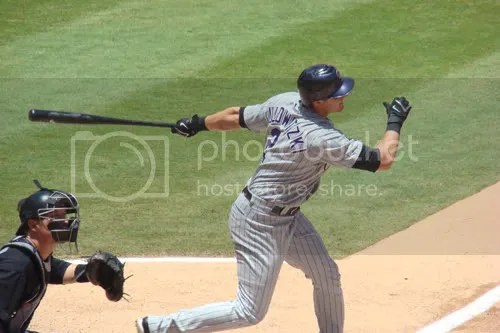 The beloved Tulo giving us a lesson in swinging