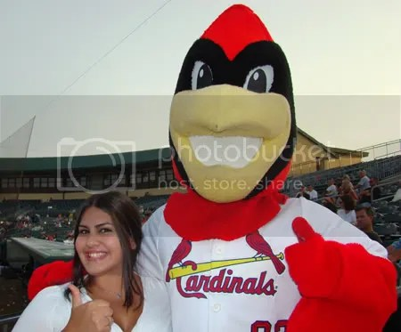 The Cardinal and I