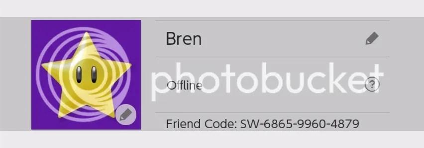 My Switch Profile Badge