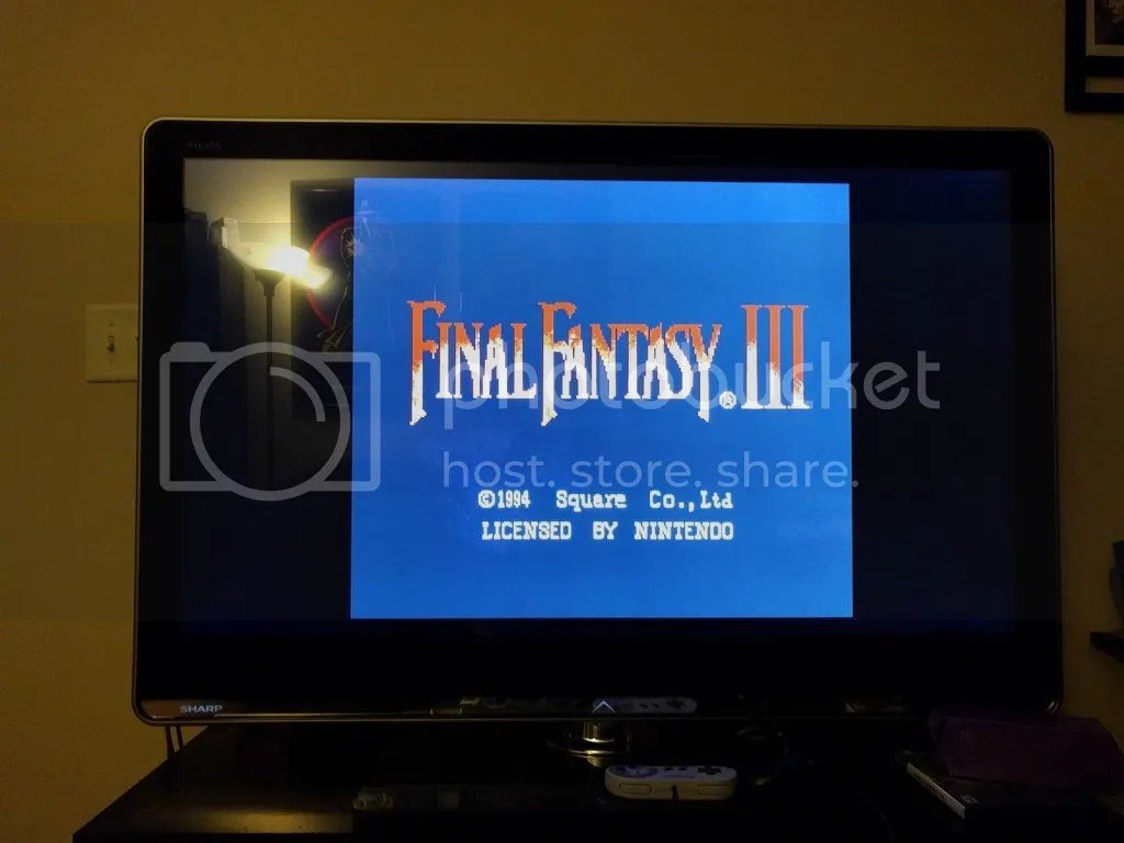 Final Fantasy 3 SNES