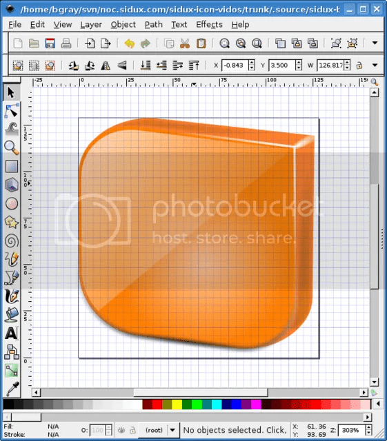 Inkscape Document Properties