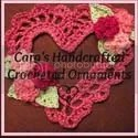 Cara's Handcrafted Crocheted Ornaments