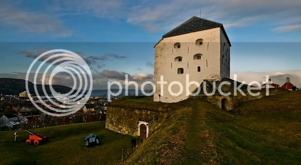 Resultado de imagem para kristiansten fortress trondheim
