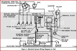 1953 Ford 800  6volt Tractor Wiring Diagram  Ford Forum