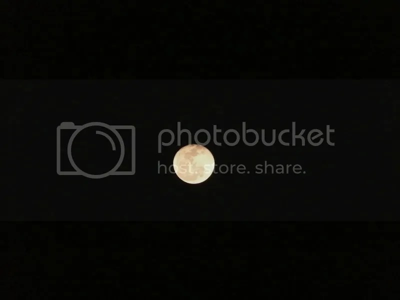Moon ISO 800
