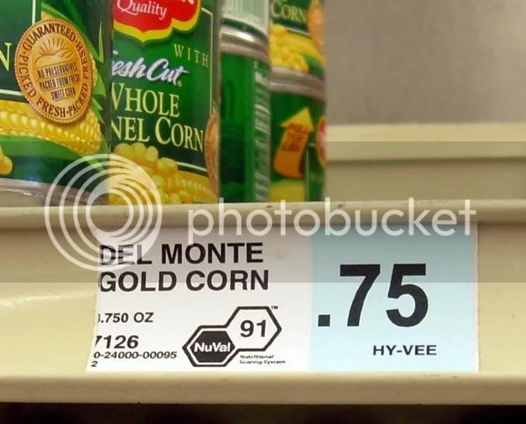 Del Monte Golden Corn - 91, gooooood!