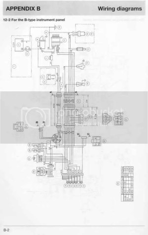 Yanmar wiring diagram  SailNet Community