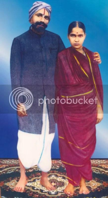 Bharathiyar & Chellamal