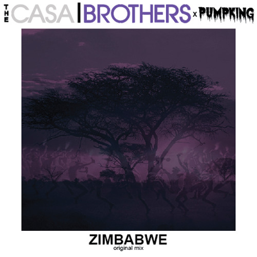 TheCasaBrothers & Pumpking - Zimbabwe(Original Mix)