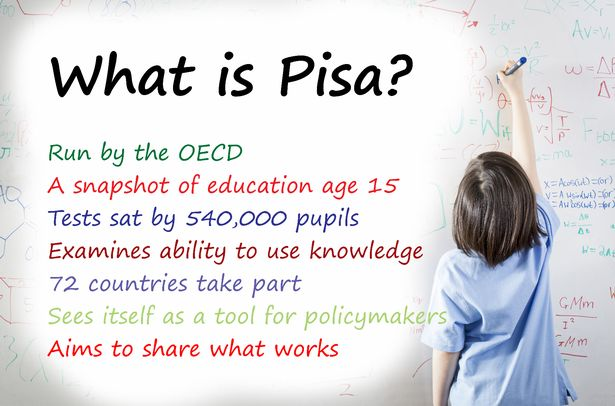 Image result for PISA Report images
