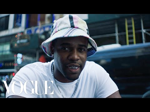 24 Hours With A$AP Ferg in Harlem | Vogue