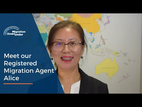 Meet our Senior Registered Migrant Agent Alice Wang