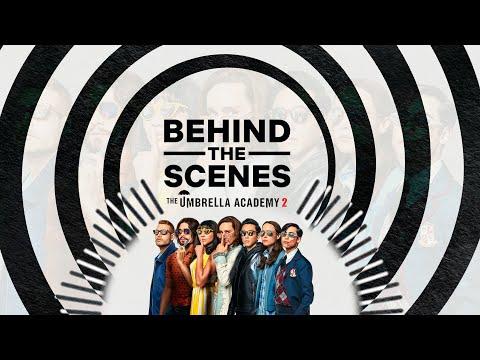 Behind The Scenes: The Umbrella Academy | Podcast | Netflix