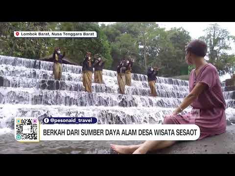 Berkah dari Sumber Daya Alam Desa Wisata Sesaot #DiIndonesiaAja