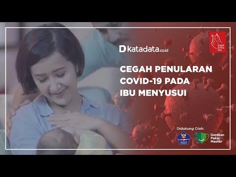 Cegah Penularan Covid-19 Pada Ibu Menyusui | Katadata Indonesia