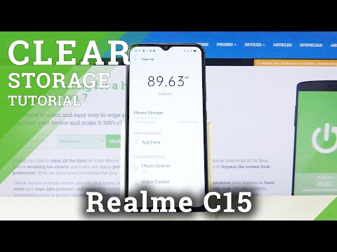 How to Clean Storage in REALME C15 – Optimize Device