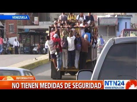 Perreras: la peligrosa solución al caos del transporte en Venezuela