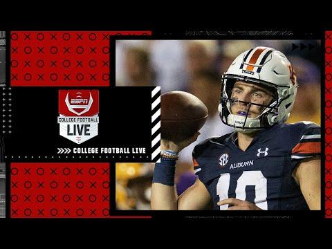 Will Bo Nix & Auburn find the end zone against Georgia's defense?   College Football Live
