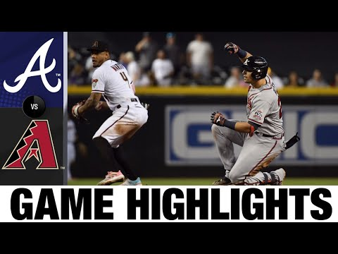 Braves vs. Diamondbacks Game Highlights (9/20/21) | MLB Highlights