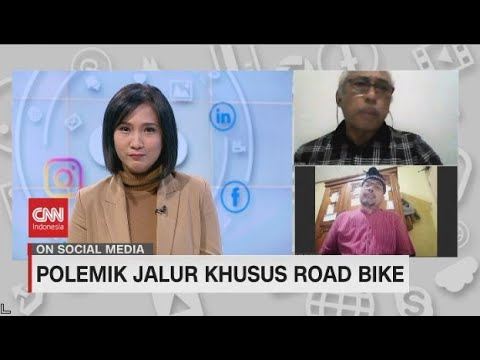 Polemik Jalur Khusus Road Bike