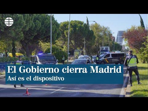 Marlaska explica el dispositivo policial que se despliega en Madrid