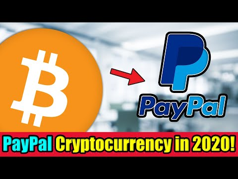 Confirmed! PayPal Just Said YES to Cryptocurrency in 2020! | Bitcoin and Cryptocurrency News