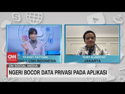 Ngeri Bocor Data Privasi Pada Aplikasi