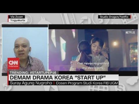 Demam Drama Korea Start Up
