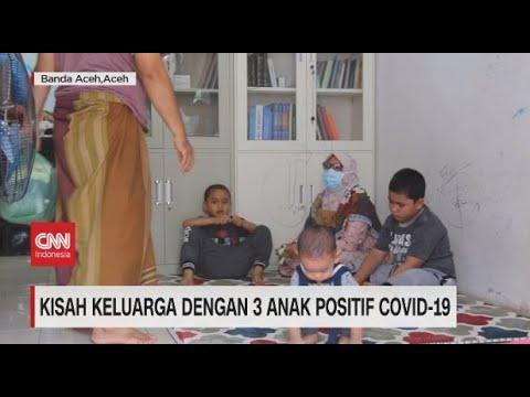 Kisah Keluarga Dengan 3 Anak Positif Covid 19