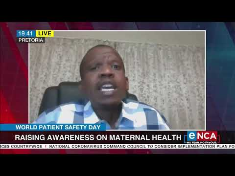 World patient safety day | Maternal and newborn health