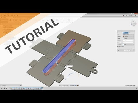 Sheet Metal Tutorial