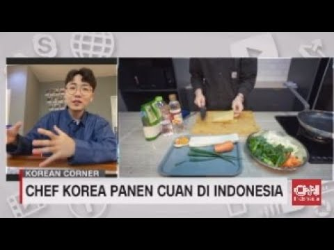 Chef Korea Panen Cuan di Indonesia