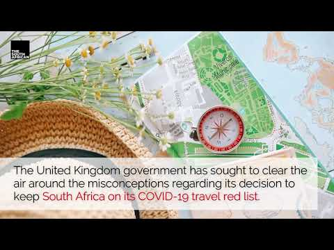 UK keeps South Africa on 'No Travel' list